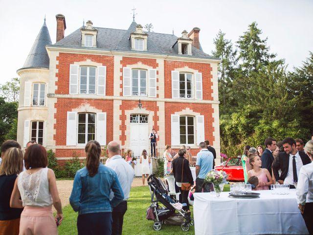 Le mariage de Romain et Barbara à Flée, Sarthe 42