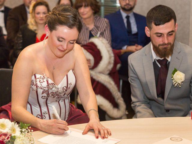Le mariage de Jean Louis et Céline à Reyrieux, Ain 10