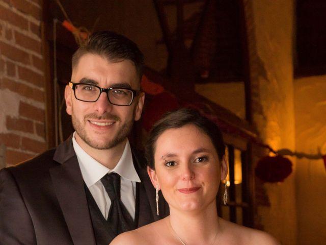 Le mariage de Jean Louis et Céline à Reyrieux, Ain 14