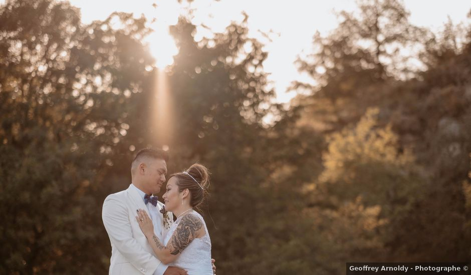 Le mariage de Anthony et Hélène à Tiffauges, Vendée