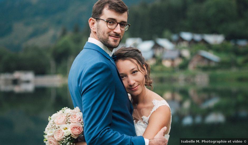 Le mariage de Thibault et Kim Loan à Claix, Isère