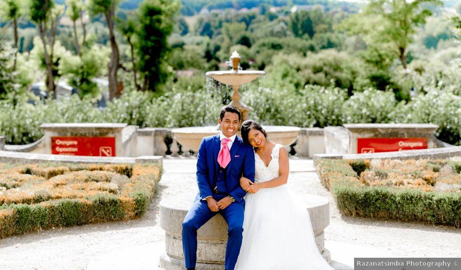 Le mariage de Hervé et Priscilla à Houilles, Yvelines