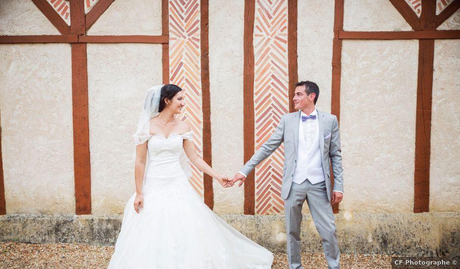 Le mariage de Romain et Barbara à Flée, Sarthe