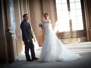 Le mariage de Matthieu et Lauriane 1