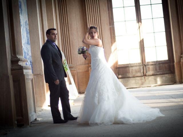 Le mariage de Lauriane et Matthieu à Saint-Séverin, Charente 1