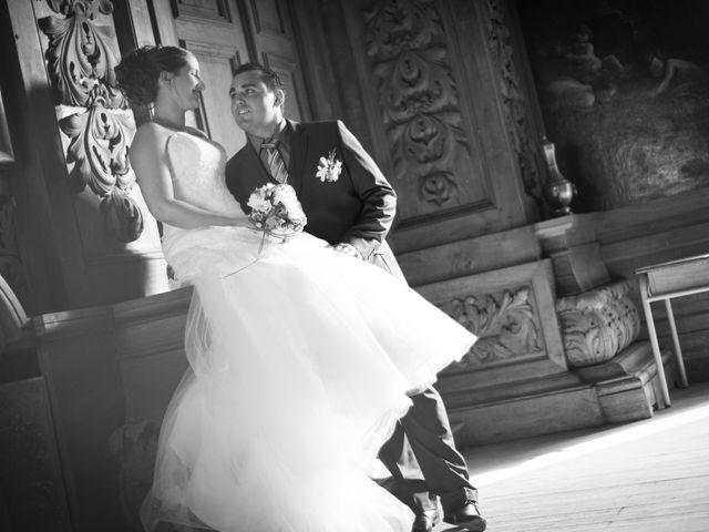Le mariage de Lauriane et Matthieu à Saint-Séverin, Charente 3