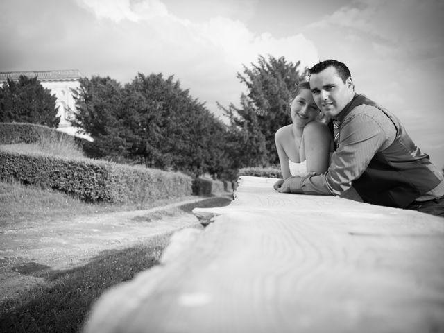 Le mariage de Lauriane et Matthieu à Saint-Séverin, Charente 7