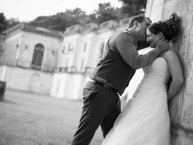Le mariage de Matthieu et Lauriane