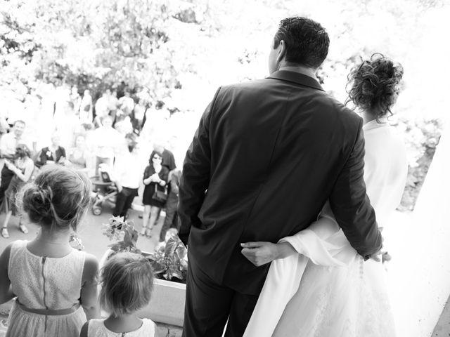 Le mariage de Lauriane et Matthieu à Saint-Séverin, Charente 18