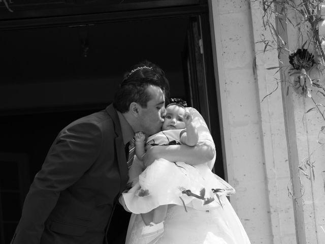 Le mariage de Lauriane et Matthieu à Saint-Séverin, Charente 22