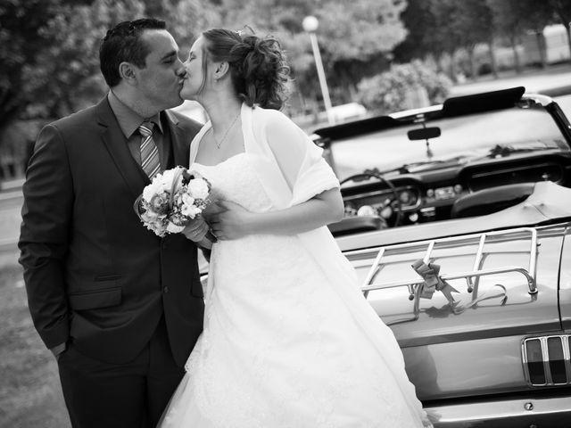 Le mariage de Lauriane et Matthieu à Saint-Séverin, Charente 23