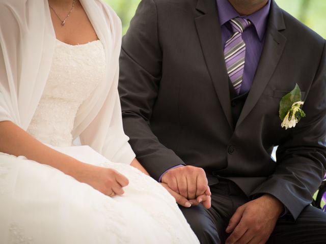 Le mariage de Lauriane et Matthieu à Saint-Séverin, Charente 30