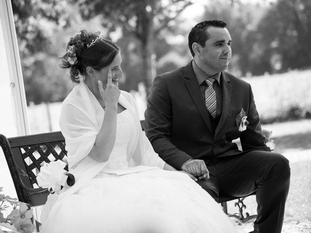 Le mariage de Lauriane et Matthieu à Saint-Séverin, Charente 31