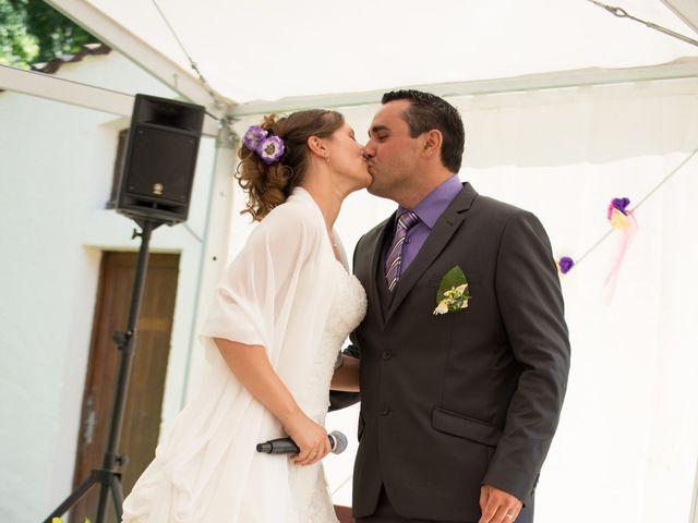 Le mariage de Lauriane et Matthieu à Saint-Séverin, Charente 34