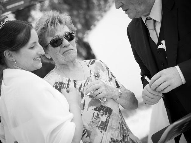 Le mariage de Lauriane et Matthieu à Saint-Séverin, Charente 36