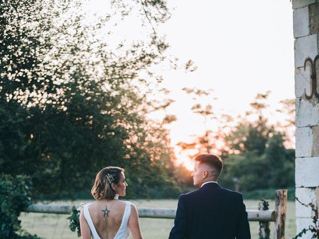 Le mariage de Alexandre et Julie à Moncé-en-Belin, Sarthe 3