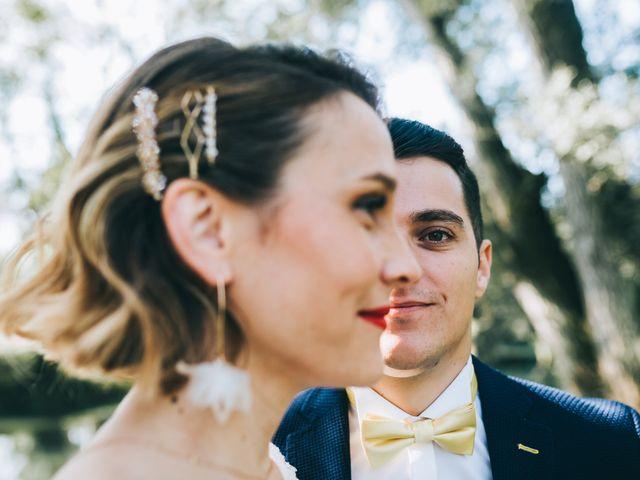 Le mariage de Alexandre et Julie à Moncé-en-Belin, Sarthe 5