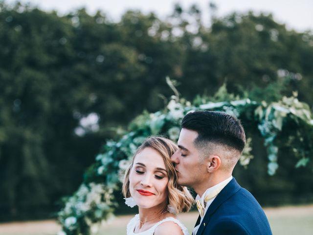 Le mariage de Alexandre et Julie à Moncé-en-Belin, Sarthe 9