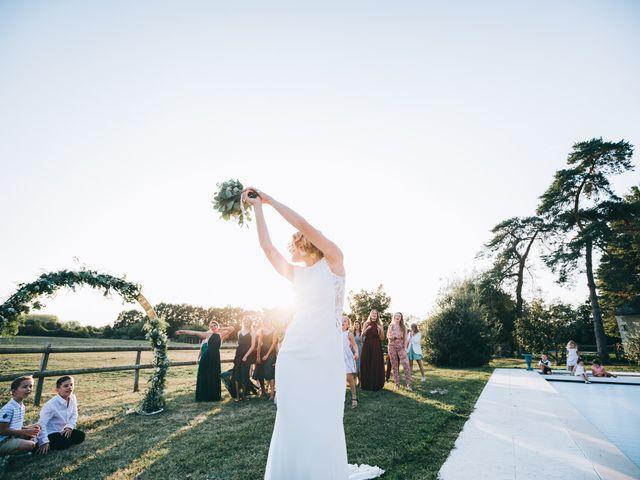 Le mariage de Alexandre et Julie à Moncé-en-Belin, Sarthe 10