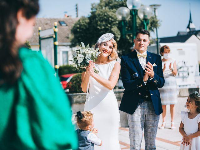 Le mariage de Alexandre et Julie à Moncé-en-Belin, Sarthe 15
