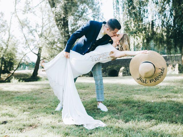 Le mariage de Alexandre et Julie à Moncé-en-Belin, Sarthe 19