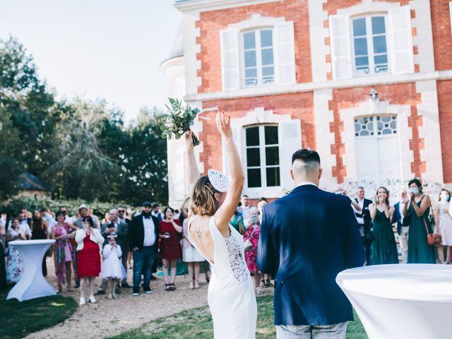Le mariage de Alexandre et Julie à Moncé-en-Belin, Sarthe 28