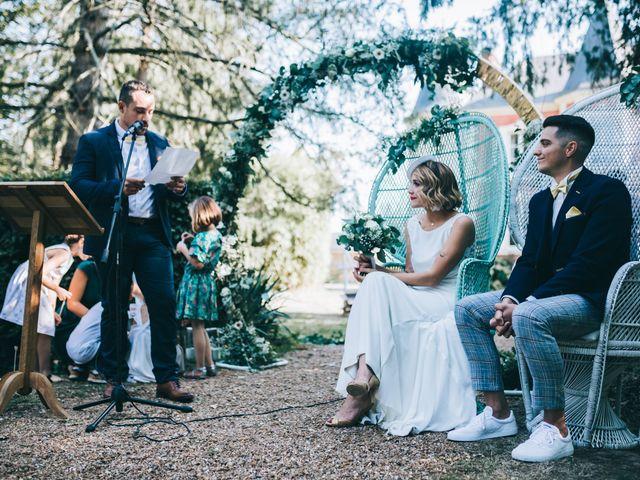 Le mariage de Alexandre et Julie à Moncé-en-Belin, Sarthe 29