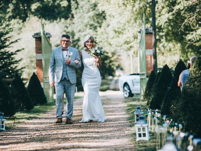 Le mariage de Alexandre et Julie à Moncé-en-Belin, Sarthe 31