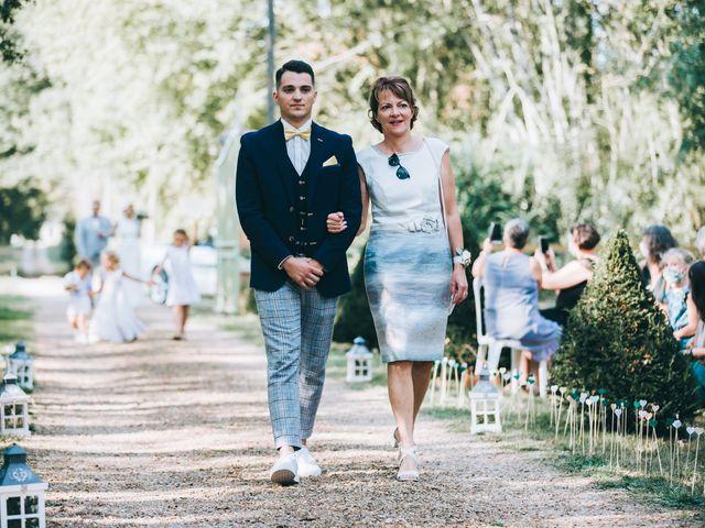 Le mariage de Alexandre et Julie à Moncé-en-Belin, Sarthe 32