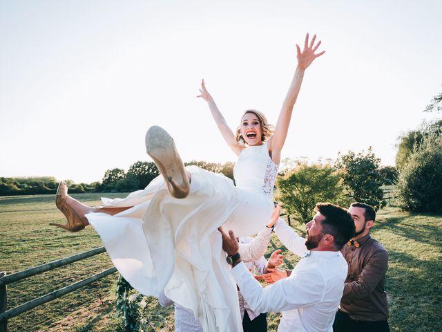 Le mariage de Alexandre et Julie à Moncé-en-Belin, Sarthe 34