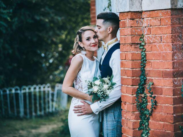 Le mariage de Alexandre et Julie à Moncé-en-Belin, Sarthe 35
