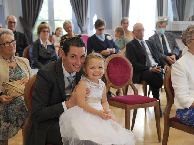 Le mariage de Fabrice et Chrystelle à Caudebec-en-Caux, Seine-Maritime 15