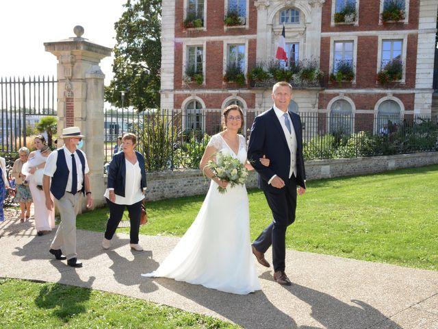 Le mariage de Fabrice et Chrystelle à Caudebec-en-Caux, Seine-Maritime 32