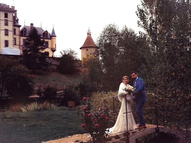 Le mariage de Charlène et Cyril à Loubeyrat, Puy-de-Dôme 12