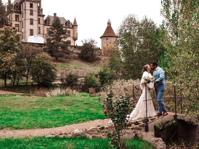 Le mariage de Charlène et Cyril à Loubeyrat, Puy-de-Dôme 13