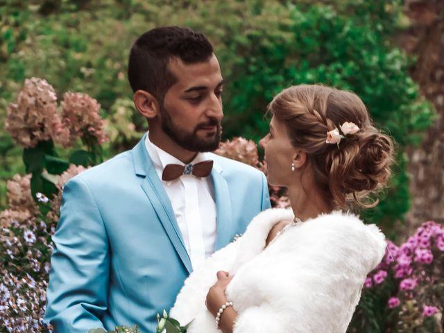 Le mariage de Charlène et Cyril à Loubeyrat, Puy-de-Dôme 17