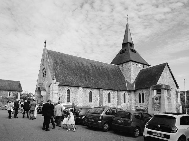 Le mariage de Thibaud et Sophie à Saint-Denis-le-Thiboult, Seine-Maritime 2