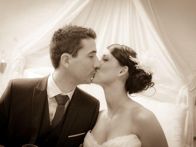 Le mariage de Vincent et Maud à Donchery, Ardennes 15