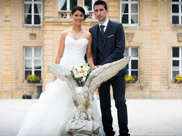 Le mariage de Vincent et Maud à Donchery, Ardennes 18