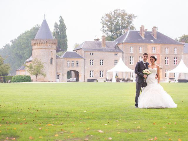Le mariage de Vincent et Maud à Donchery, Ardennes 22