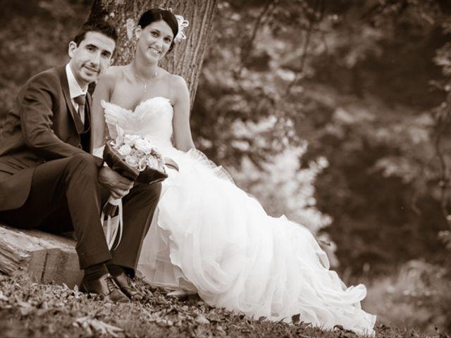 Le mariage de Vincent et Maud à Donchery, Ardennes 24