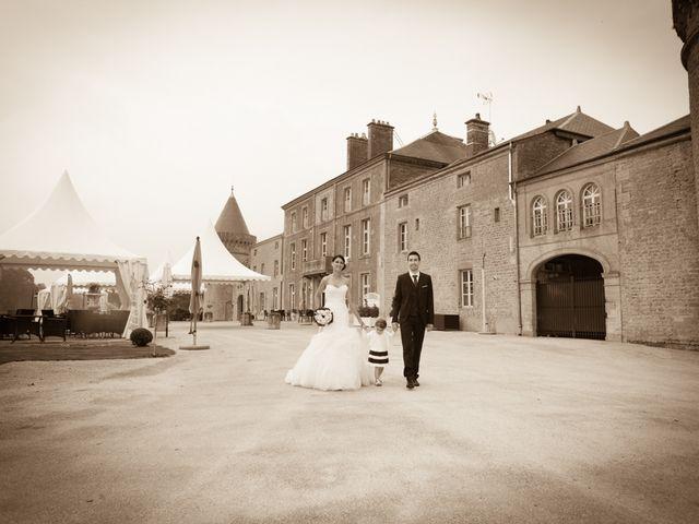 Le mariage de Vincent et Maud à Donchery, Ardennes 29