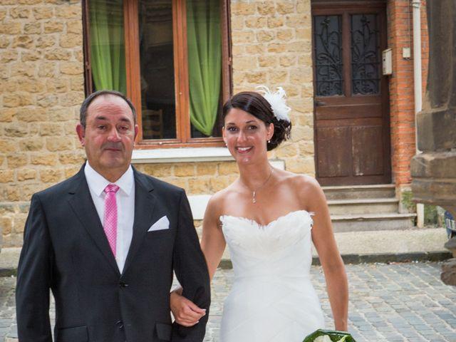 Le mariage de Vincent et Maud à Donchery, Ardennes 34