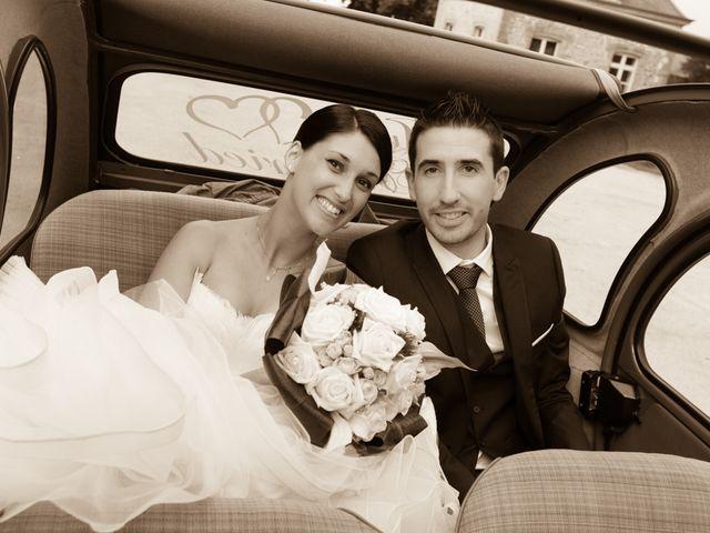 Le mariage de Vincent et Maud à Donchery, Ardennes 54
