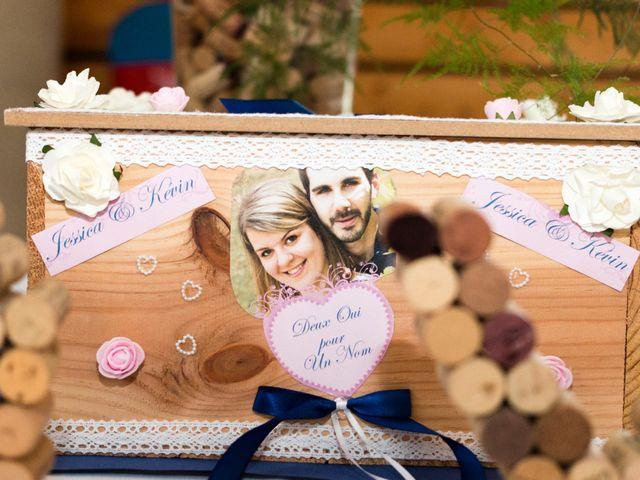 Le mariage de Kévin et Jessica à Scherwiller, Bas Rhin 8