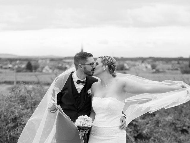 Le mariage de Kévin et Jessica à Scherwiller, Bas Rhin 13