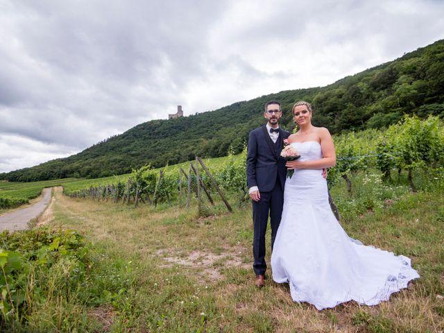 Le mariage de Kévin et Jessica à Scherwiller, Bas Rhin 14