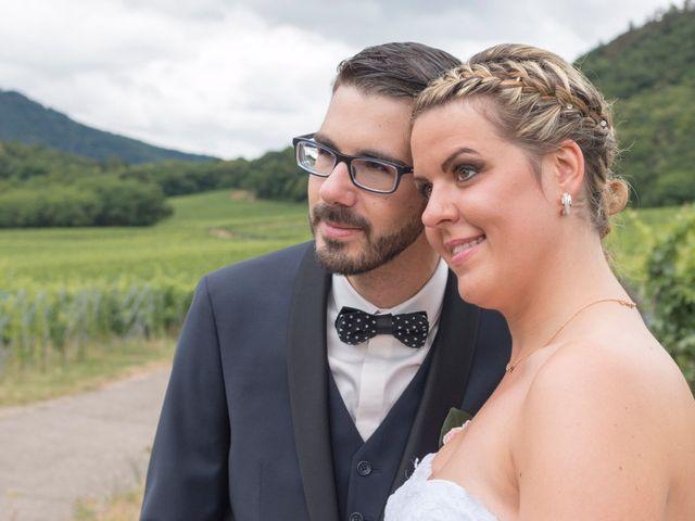 Le mariage de Kévin et Jessica à Scherwiller, Bas Rhin 15