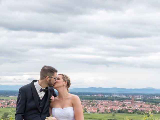 Le mariage de Kévin et Jessica à Scherwiller, Bas Rhin 17