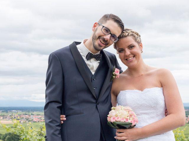 Le mariage de Kévin et Jessica à Scherwiller, Bas Rhin 18